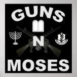 Guns n Moses Dark Posters