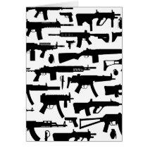 Guns pattern