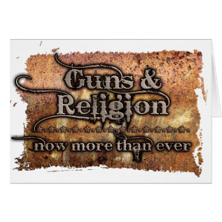 guns&religion card