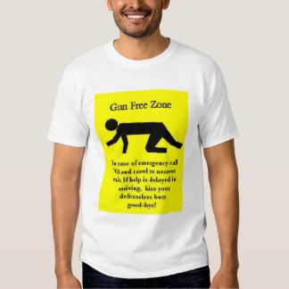 Guns saving lives tee shirt