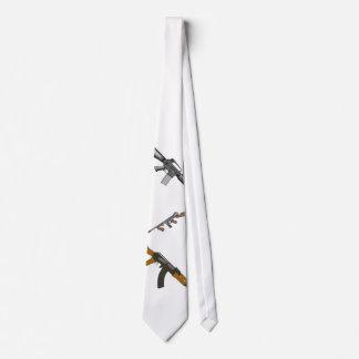 Guns Tie