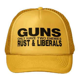 GUNS TRUCKER HAT