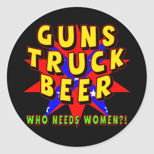 Guns Trucks Beer T-shirts Gifts Stickers
