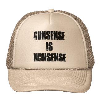 Gunsense Is Nonsense Hat