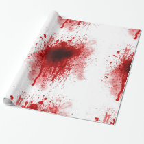 gunshot wound.png wrapping paper