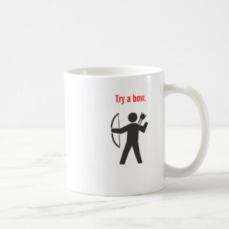 Gunshots Attract Zombies Coffee Mug