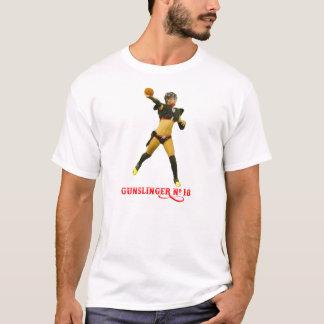 Gunslinger QB Football Shirt Alternate