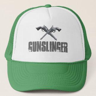 GUNSLINGER TRUCKER HAT