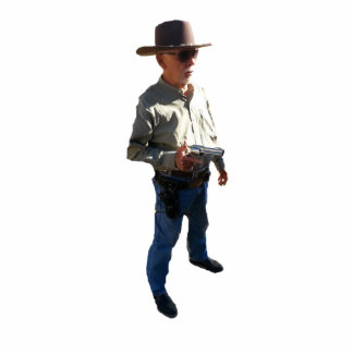 Gunslingers of the West - No Name Cutout
