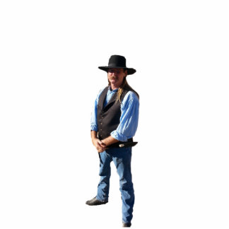 Gunslingers of the West - Noah Chance Statuette