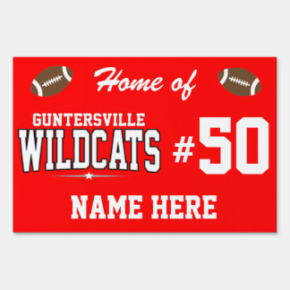 Guntersville High School; Wildcats Sign