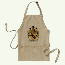 Gunther Family Crest Apron