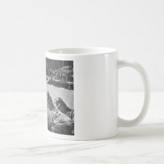 Gunther Gebel-Williams 1969 Classic White Coffee Mug