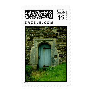 Gunwalloe Church Tower Stamp