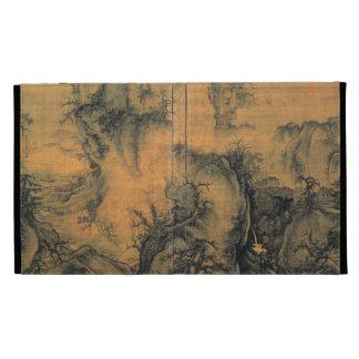 Guo Xi Early Spring iPad Folio Cover