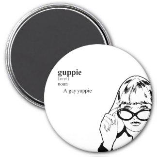 GUPPIE MAGNET