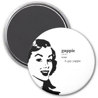 GUPPIE MAGNETS