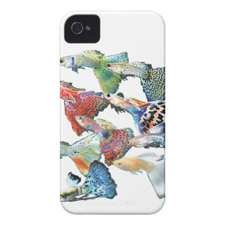 Guppies iPhone 4 Case-Mate Case