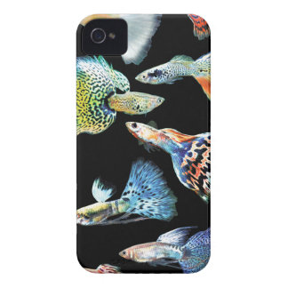Guppies iPhone 4 Cover