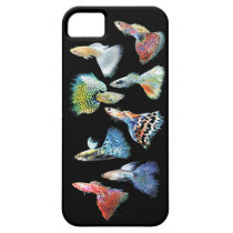 Guppies iPhone SE/5/5s Case