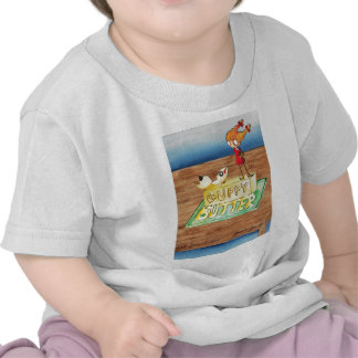 Guppy Butter Cover T-shirts