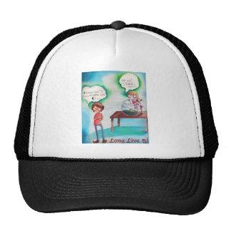 Guppy Butter - Long Live Q Trucker Hats
