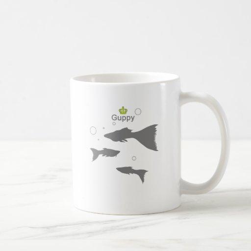 Guppy g5 mugs