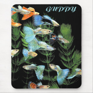 Guppy Mouse Pad