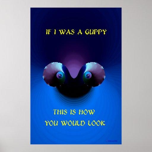 Guppy Poster