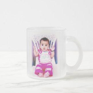 Gurasis Frosted Glass Coffee Mug