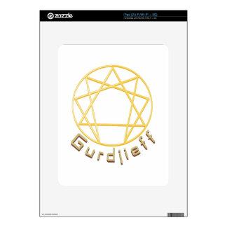 Gurdjieff Decal For iPad