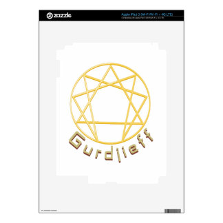 Gurdjieff iPad 3 Skin