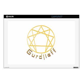 """Gurdjieff Skin For 17"""" Laptop"""