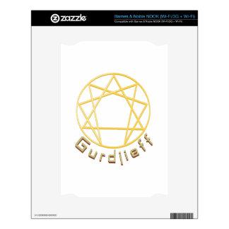 Gurdjieff Skins For NOOK
