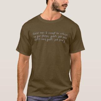 Gurer ner 2 xvaqf bs crbcyr va gur jbeyq.... T-Shirt