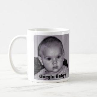 Gurgle Baby? Classic White Coffee Mug