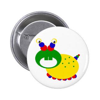 Gurgley Monster Pins
