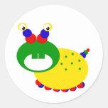 Gurgley Monster Sticker