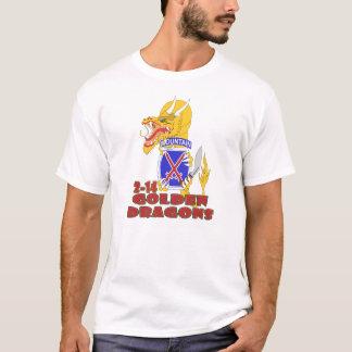 Gurka's 2-14 Golden Dragon T-Shirt