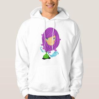 Gurlie in bottle hoodie