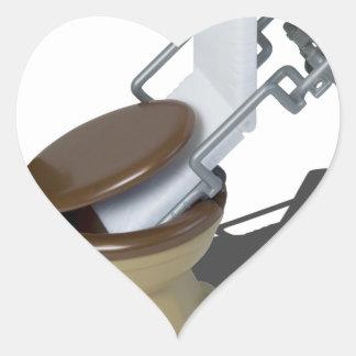 GurneyInToilet092715.png Heart Sticker