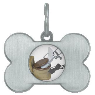 GurneyInToilet092715.png Pet Name Tag