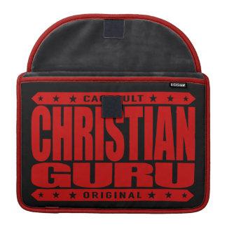 GURU CRISTIANO - soy amo virtuoso experto de la Funda Para Macbooks