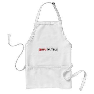 guru-ki-fauj-light adult apron