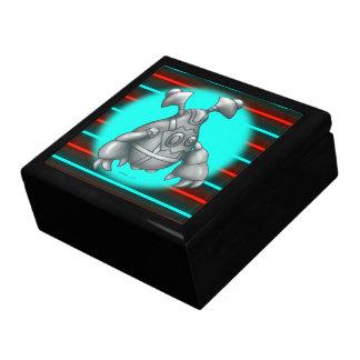 GURU ROBOT  Square Bigger gift box