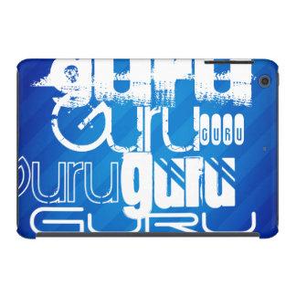 Guru; Royal Blue Stripes iPad Mini Retina Covers