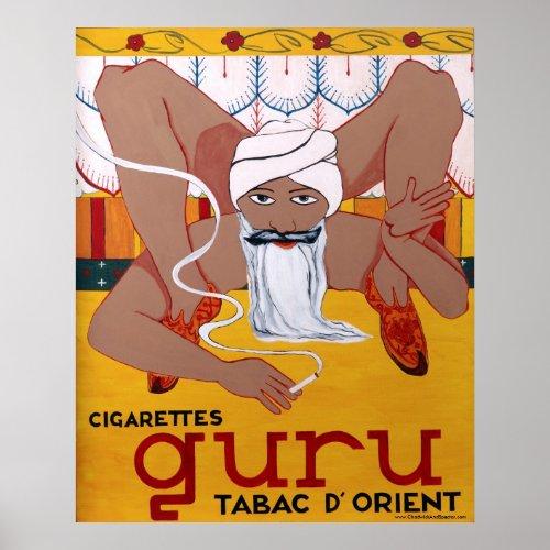 Guru Tabac D' Orient posters