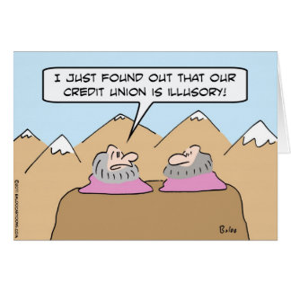 gurus credit union illusory card