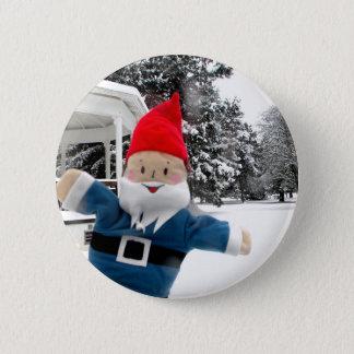 Gus Gazebo Pinback Button