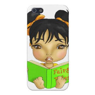 Gusano de libro iPhone 5 funda